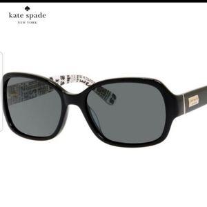LIKE NEW Kate Spade sunglasses